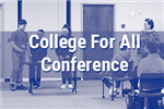 thumbnail image to college for all conference gallery link