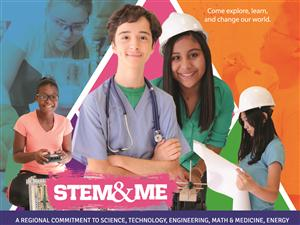 STEM and Me book