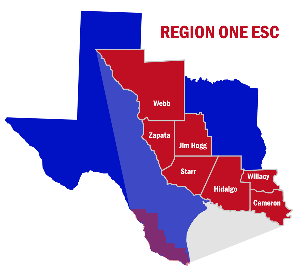 Map Of Texas Esc Regions.School Districts School Districts
