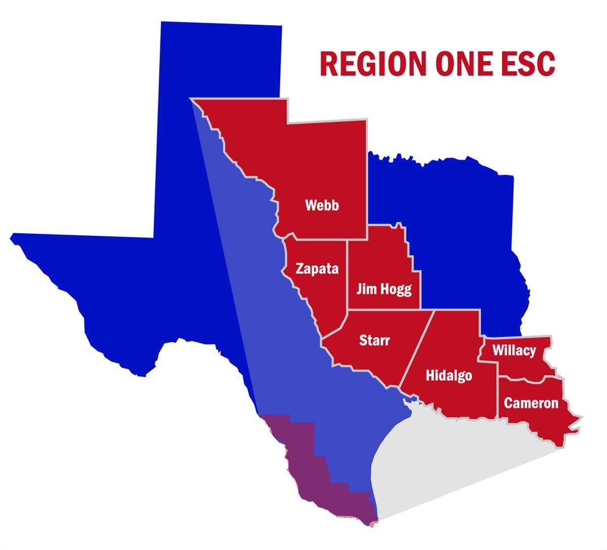 Map Of Texas Esc Regions.School Districts School Districts