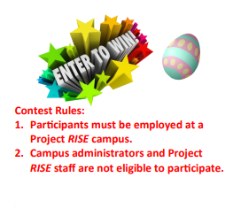 Contest Rules and Eligibility