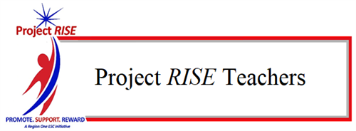 Project RISE Teachers