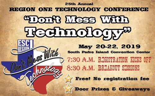 Region One Technology Conference