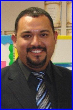 Esteban Martinez, Jr. McAllen Adult Learning Center Supervisor