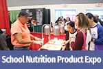 link to School Nutrition Expo images