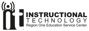 Instructional Technology bw logo