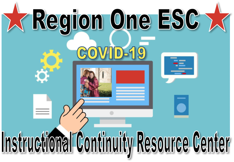 Instructional Continuity Resource Center Graphic