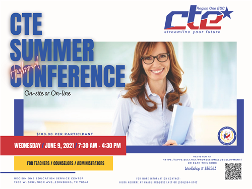 CTE Summer Conference