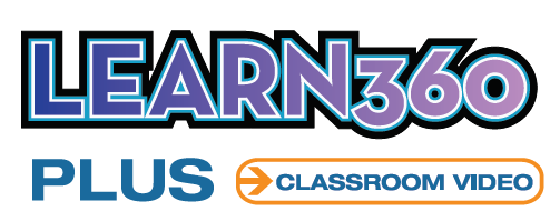 Learn360 PLUS Logo